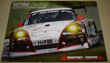 FIA GT Blancpain - Spa 24 Hours 2012 - Manthey Racing Porsche #48 Autograph Card