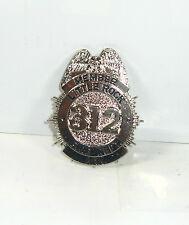GÖDE Feuerwehrabzeichen - Little Rock Fire Department 312 Feuerwehrmarke #38*WR8