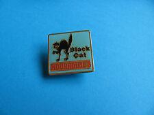 """Moorehouse's Brewery """" Black Cat """" Beer Pin Badge. VGC. Unused."""