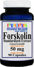 FORSKOLIN Coleus Forskohlii Weight Control 20% Extract  Max 250mg 90 capsules