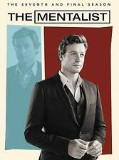 THE MENTALIST: The Seventh / Final Season 7 (3-Disc DVD Boxed Set, 2015) ~ NEW