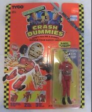 Tyco Crash Test Dummies Vintage 1991 Daryl Action Figure New in Package