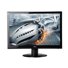 "NEW AOC e2752Vh 27"" LED Widescreen Monitor with HDMI and Speakers FHD 2ms Black"