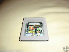 WWF Superstars 2 (Nintendo Game Boy) nur Spielmodul