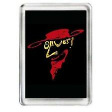 Oliver. The Musical. Fridge Magnet.