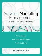 Services Marketing Management: A Strategic Perspective-ExLibrary