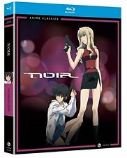 Noir . The Complete Series . Anime Classics . 3 Blu-ray + Bonus DVD . NEU . OVP