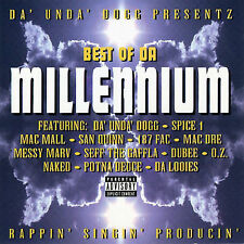 Various Artists: Best of Da Millennium  Audio Cassette