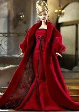 2002 COLLECTORS LIMITED EDITION WINTER CONCERT BARBIE!!  BEAUTIFUL!!NRFB