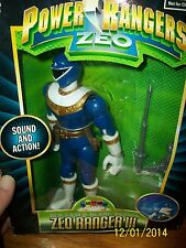 1996 8.5 inch Action Figure Power Rangers Zeo Ranger 3 new in Package by Ban Dai