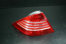03-06 MERCEDES BENZ S430 S500 W220 DRIVER LEFT TAIL LIGHT TAILLIGHT LAMP