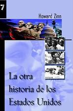 LA Otra Historia De Los Estados Unidos, Howard Zinn, Good Condition, Book