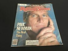 Rolling Stone January 20, 1983 Paul Newman, Computers, Michael Jackson- Thriller