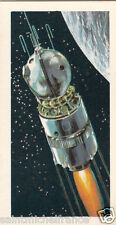 Vostok Spacecraft Yuri Gagarin Youri USSR RUSSIA CCCP Espace Space IMAGE UK CARD