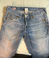 Mens True Religion Jeans World Tour Section Ricky Big T Size 32x30