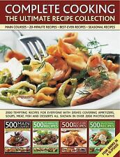 Complete Cooking: The Ultimate Recipe Collection: 2000 tempting recipes from app