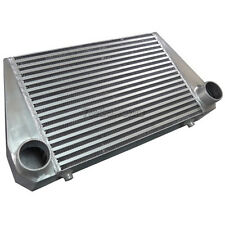 "CXRacing Universal V-Mount Turbo Intercooler 18x11.75x3 3/8"" For FC RX7"