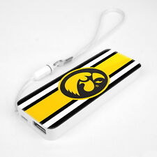 Iowa Hawkeyes PowerBank Travel Charger - Cell Phone Portable Battery Pack