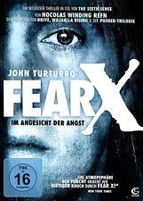 """"""" Fear X - Im Angesicht der Angst"""" (John Turturro) Die DVD Neu & OVP"""