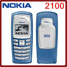 Nokia 2100 gsm unlock refurbished mobile phone free one body