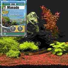 Naturbodengrund Süßwasser Aquarien  JBL Manado   25 l  24 Std.Ver.