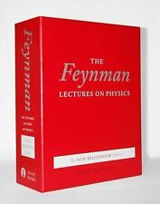 The Feynman Lectures on Physics Set, Vols. 1-3 by Robert B. Leighton, Matthew...