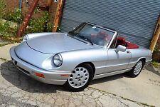 Alfa Romeo : Spider 2dr veloce
