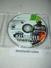 BATTLEFIELD BAD COMPANY 2: ULTIMATE EDITION game disc for Microsoft XBOX 360