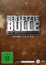HENNING BAUM - DER LETZTE BULLE-STAFFEL 1-5 14 DVD NEU