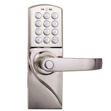 Right Handle Digital Electronic/Code Keyless Keypad Security Entry Door Lock