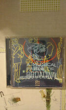 A MUSICAL OF BROADWAY  VOL. 2  - COLONNA SONORA  - CD