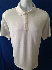 Original NWT Adidas Performance Basisc Men's polo Shortsleeve White