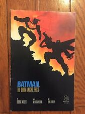 THE DARK KNIGHT RETURNS #4 1986 NM- FALLS BATMAN v SUPERMAN DAWN OF JUSTICE