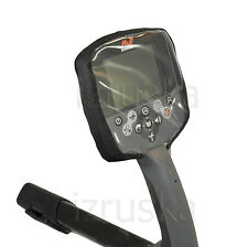 Black Control Box Cover Metal Detector Minelab CTX 3030 (kit - 2pc)