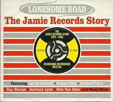 LONESOME ROAD THE JAMIE RECORDS STORY 1957 - 1962 / 2 CD BOXSET