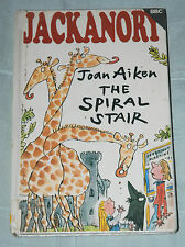 THE SPIRAL STAIR - JACKANORY Joan Aiken Illustrated by Quentin Blake 1979