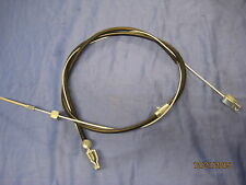 MGB ROADSTER  HANDBRAKE CABLE WIRE WHEEL 3 SYNC TUBE AXLE 1965-1967 AHH7392 ***