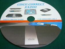 CISCO CONNECT E4200 SETUP CD