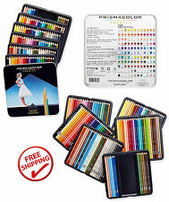 Best Prismacolor Colored Pencil Set of 132 Supplies Drawing Painting Art Sets