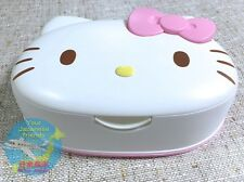SANRIO HELLO KITTY KAWAII Wet Tissue & Case Standard Size Refillable F/S JAPAN