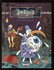 DONJON MONSTERS  n° 2  Le Géant qui Pleure  MENU / SFAR / TRONDHEIM  EO 2001