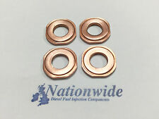 Vauxhall Astra 1.7 CDTi Common Rail Diesel Injector Washers/Seals Denso x 4