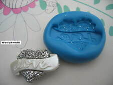 Love Heart Wedding/Engagement/Valentine Silicone Mould/Mold Sugarcraft, Cakes