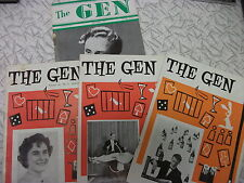 The Gen - Vintage 50s & 60s Magic Magazines Illusions Explained Period Ads Yowie