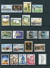 Ireland 1991 Year Set Scott 822//851 NH 33 Stamps