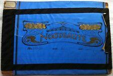 Rarität uralte Borte/Band Kleidung Trachten 1cm breit  reine Baumwolle VOR 1900