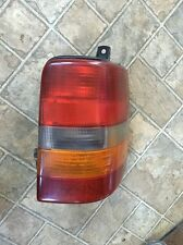 1993 1994 1995 1996 1997 1998 Jeep Grand Cherokee Right Tail Light