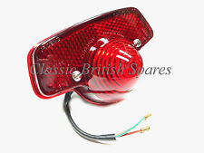 Lucas Type Rear Tail Light Assembly L679 53973 Beehive Lamp Triumph BSA Norton