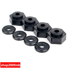 1:10 RC Car Adapter 17mm-12mm Hex Short Course Truck Tyre Tires TRAXXAS SLASH