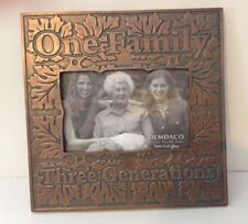 photo frame one family three generations frame is 85 x 85